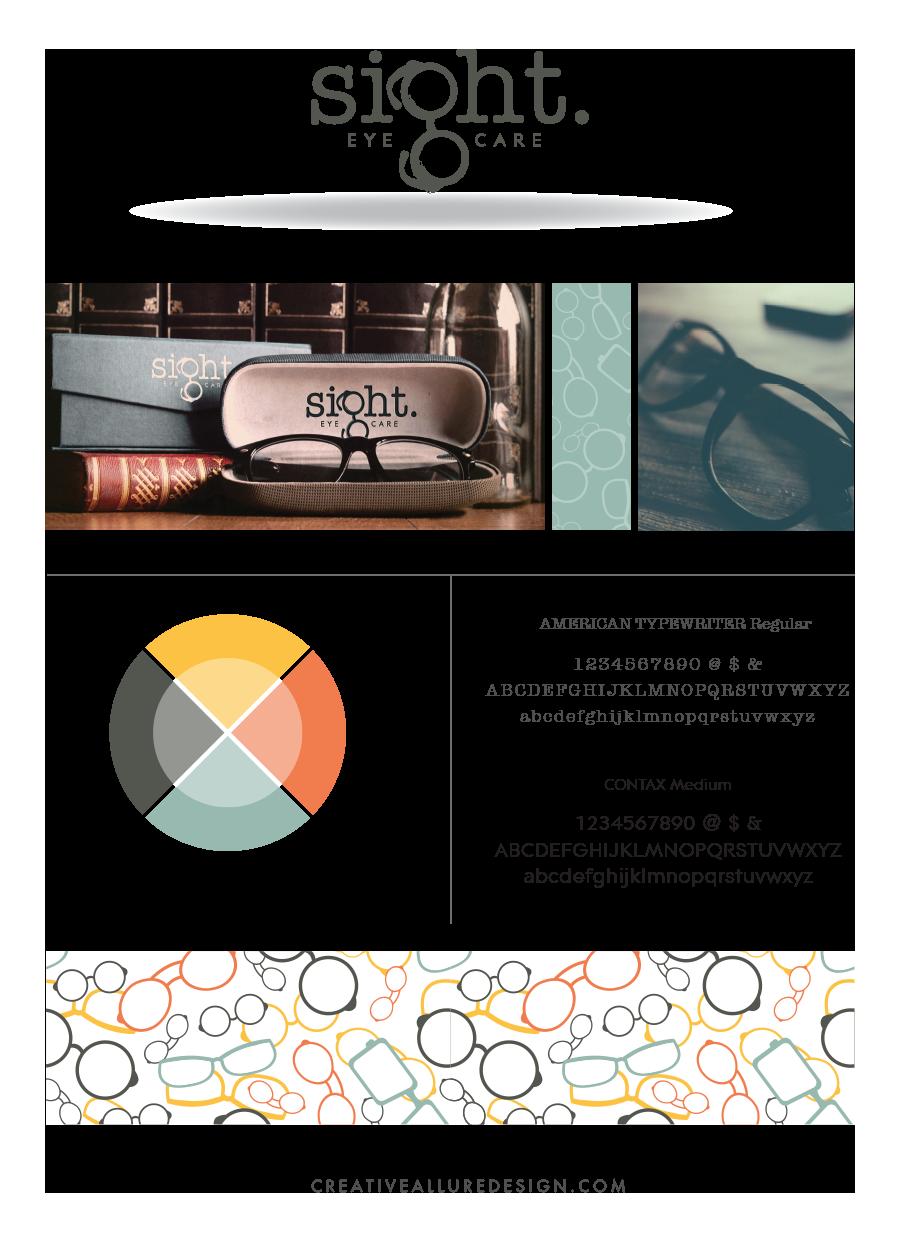 Brand Development Sight Eye Care