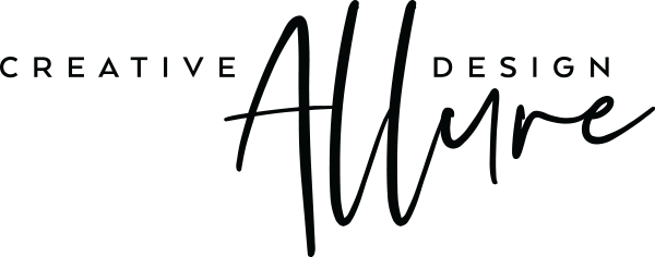 Creative Allure Design | Freelance Graphic + Brand & Web Designer | Denver Colorado