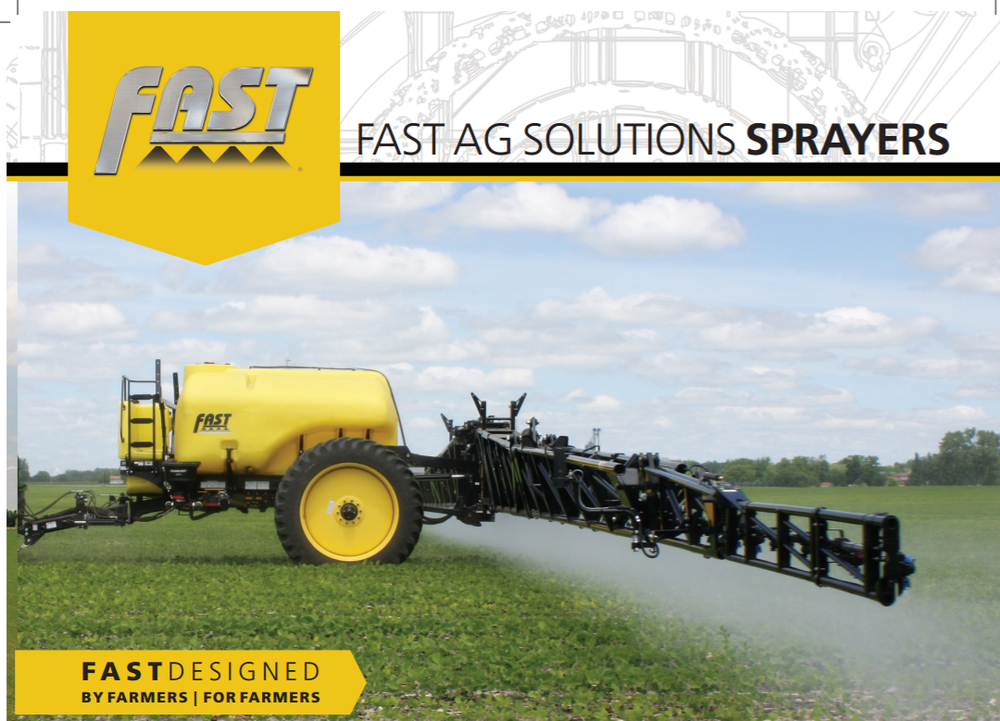 Sprayer Brochure