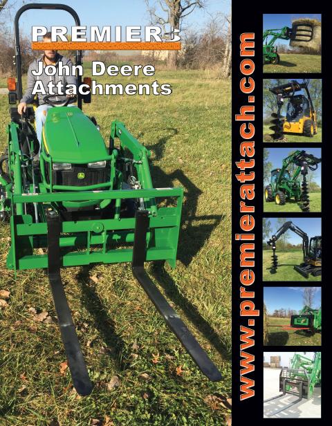 John Deere Attachments