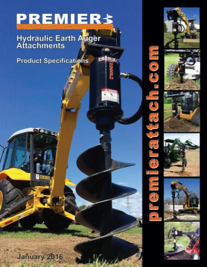 Earth Auger Brochure