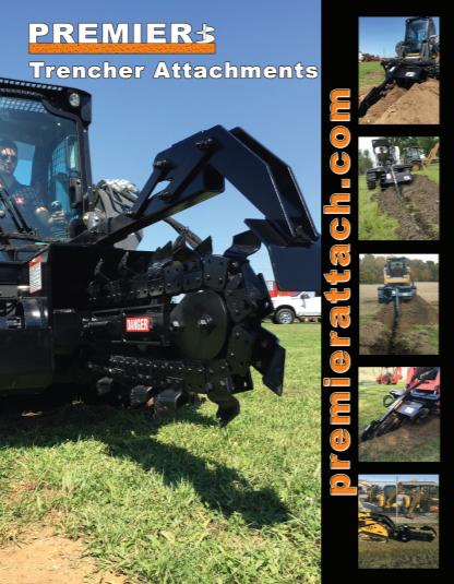 Trencher Brochure