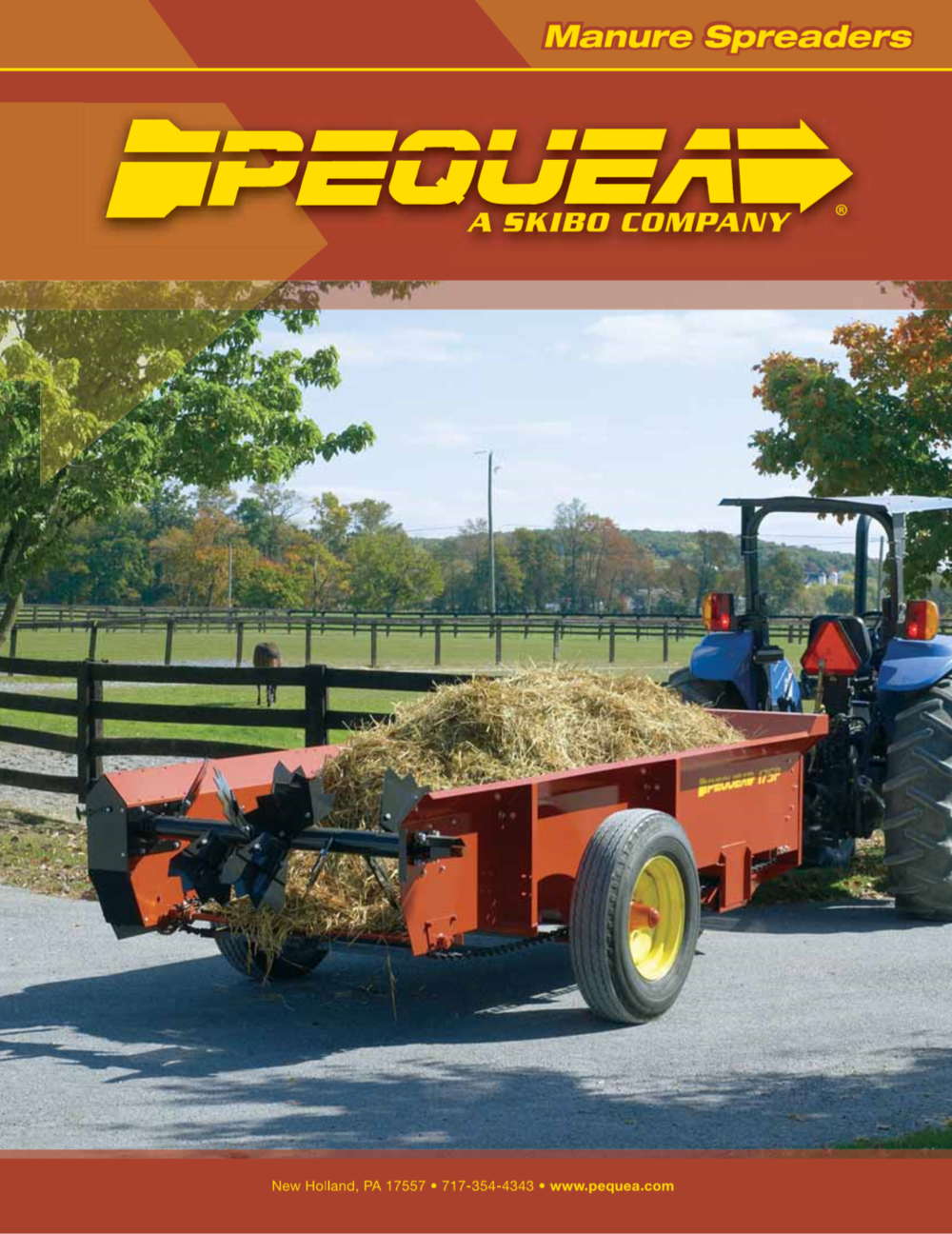 Manure Spreaders Brochure