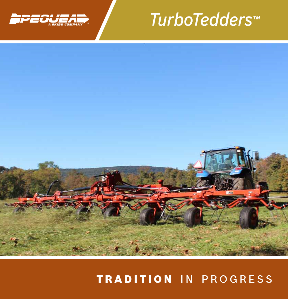 Turbo Tedders Brochure