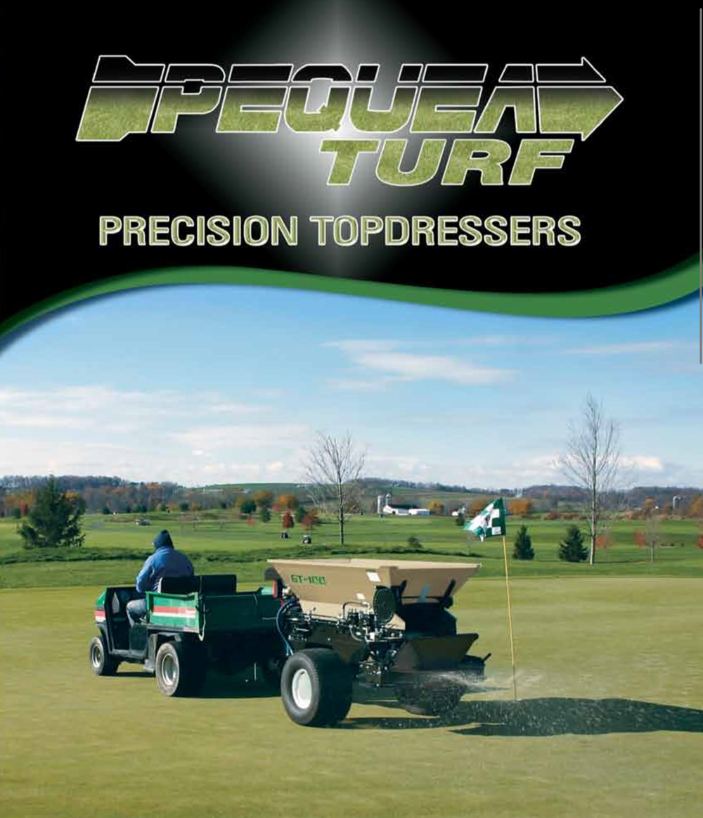 Precision Top Spreaders Brochure