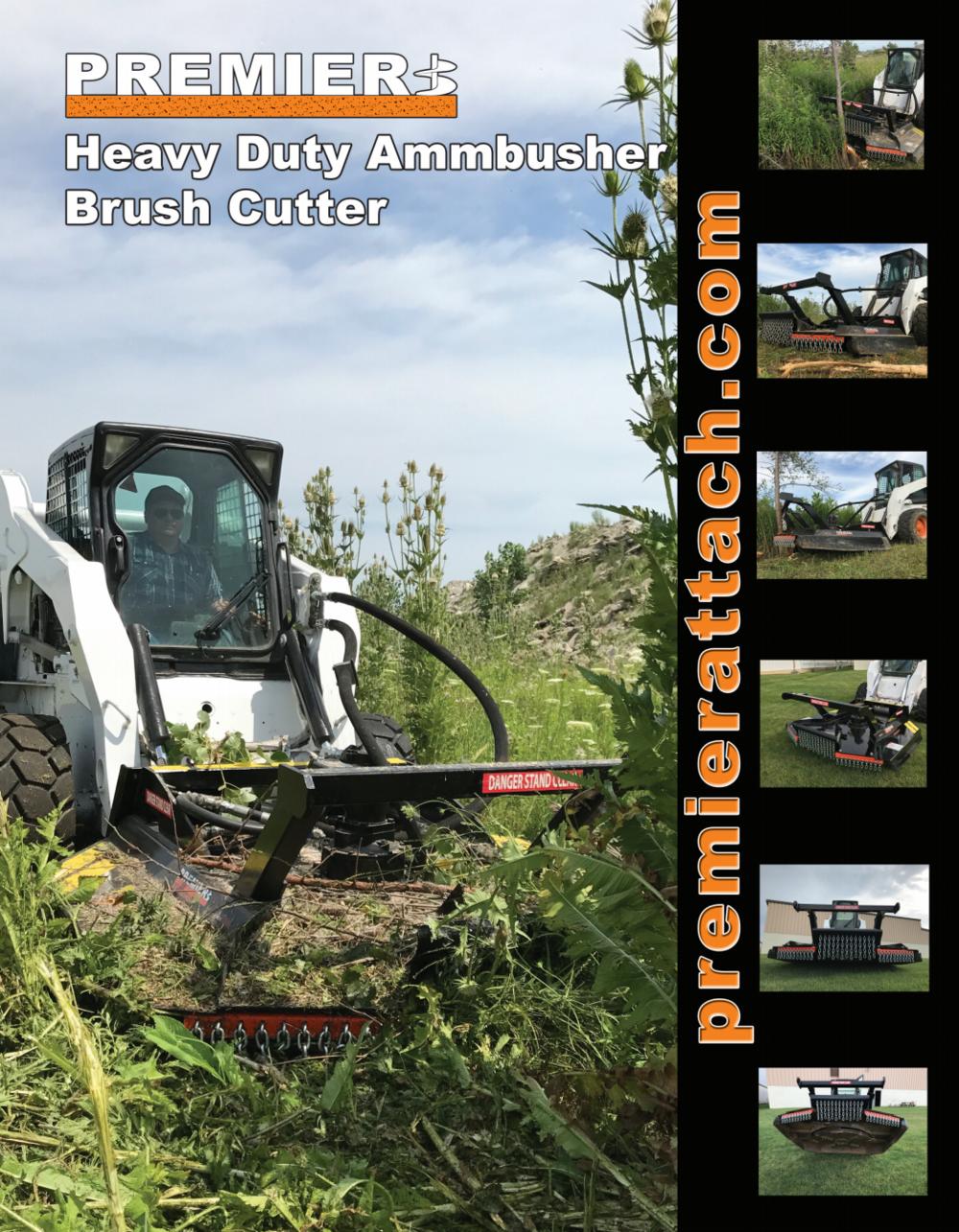 Heavy Duty Ammbusher Cutter Brochure