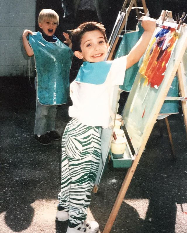 Been this way since I was rockin Zubaz #tbt