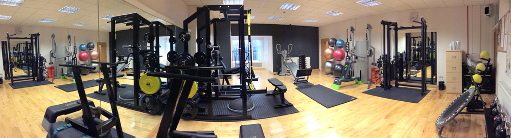 Barnsley s first only private gym with a personal trainer