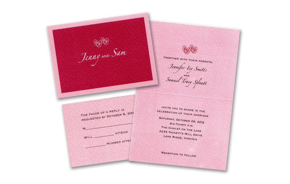 Invitations And Stationery  Jillshapirographicdesign