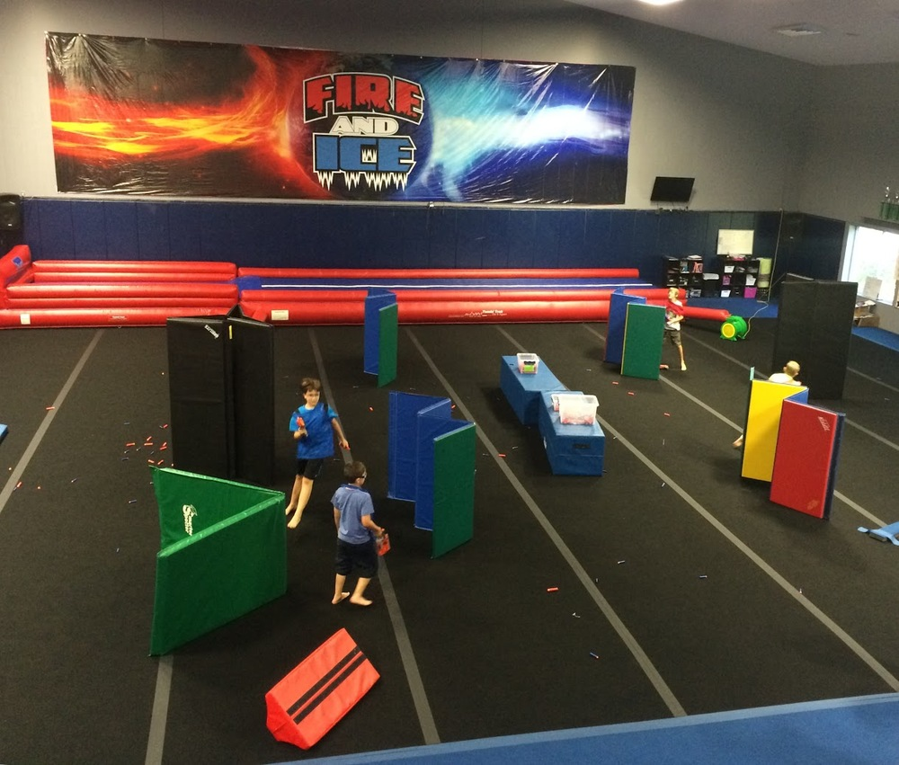 NERF Special Forces - Our Nerf Special Forces class is a fitness class  camouflaged in fun. We use Nerf guns to help create a fun atmosphere where  kids can ...