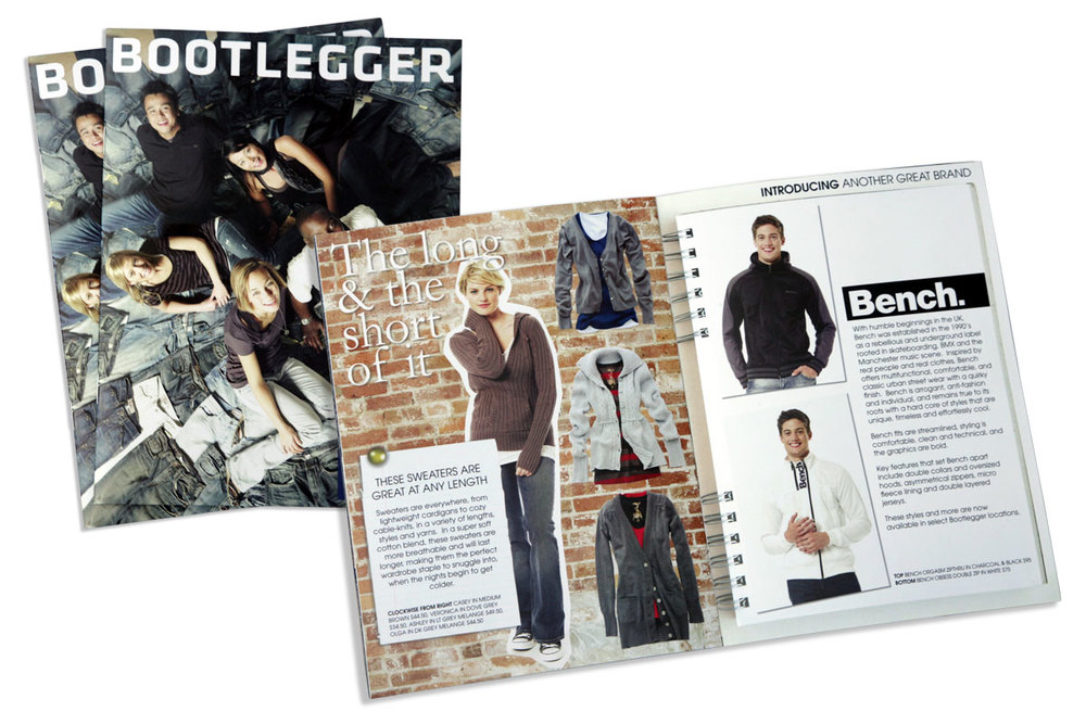 Bootlegger Seasonal Lookbook