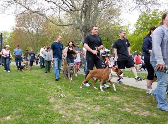 Pet Fest and Walk for Animals 2011