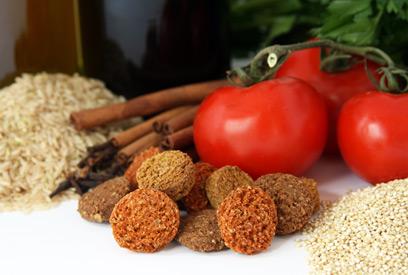 nutritious · organic· vegan