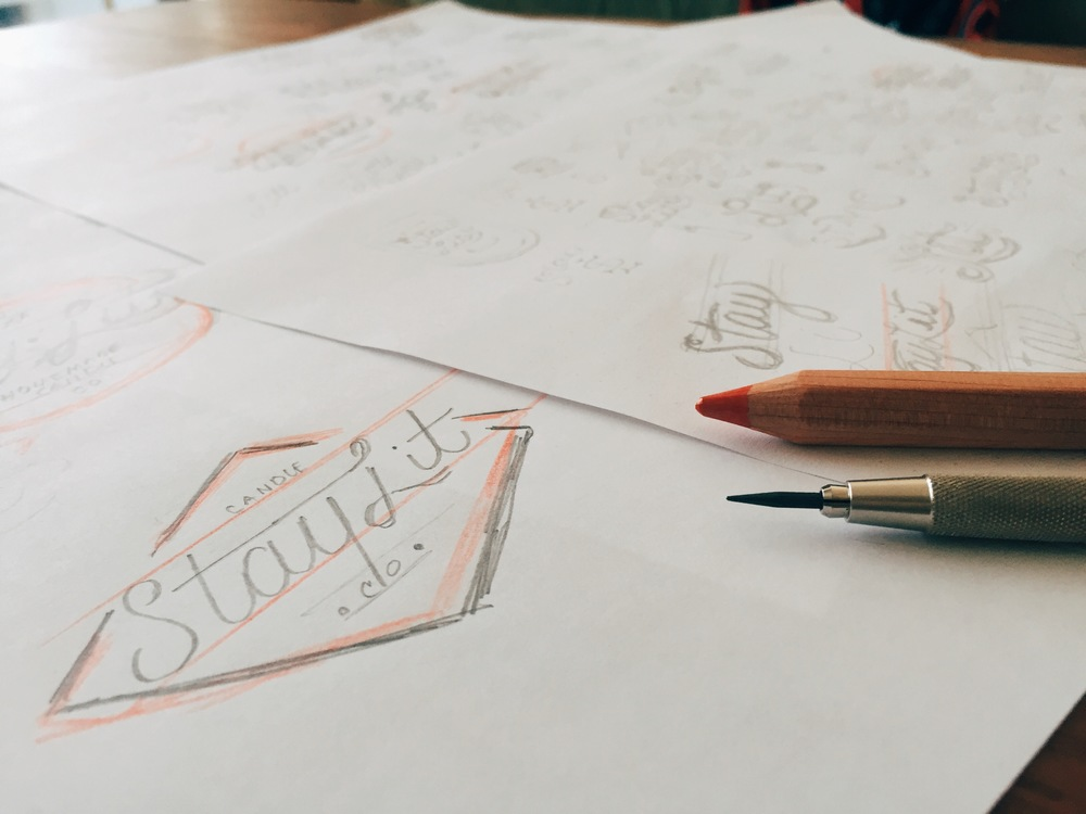 Brainstorming Styles & Shapes
