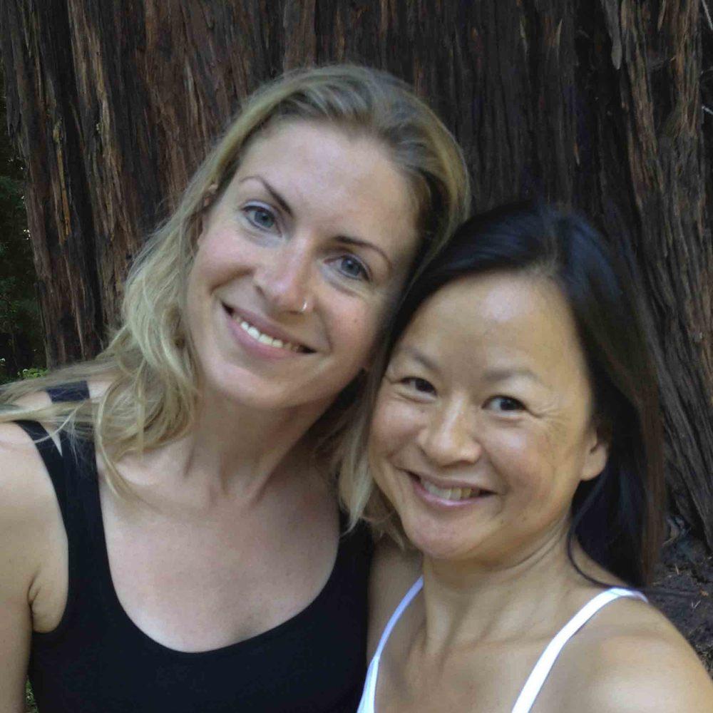 Helga Baumgartner & Karin Sang