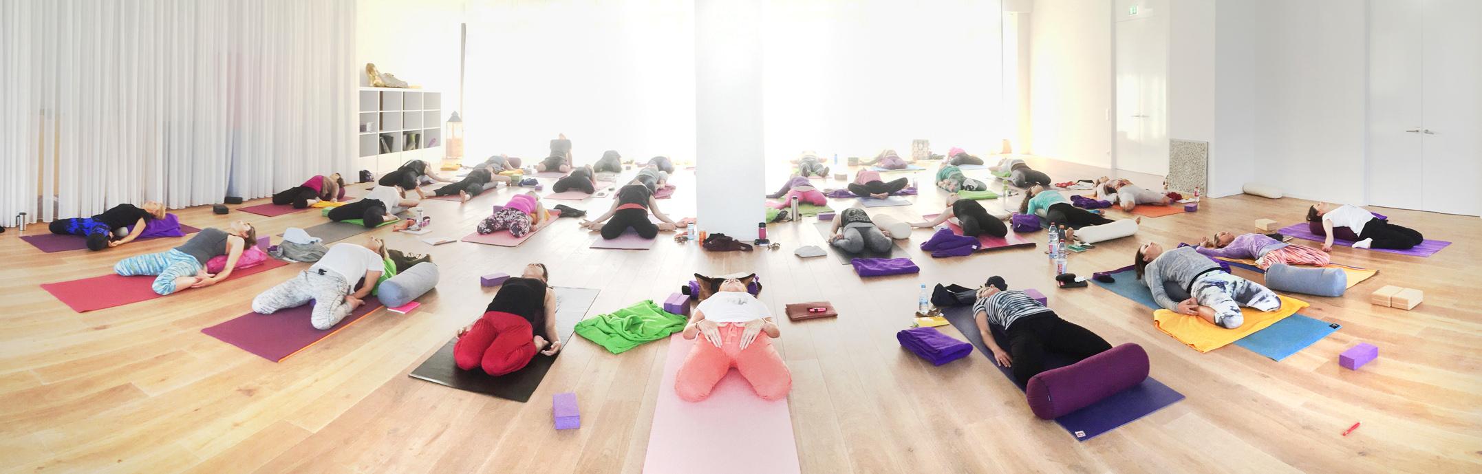 YIN THERAPYYin Yoga TT I