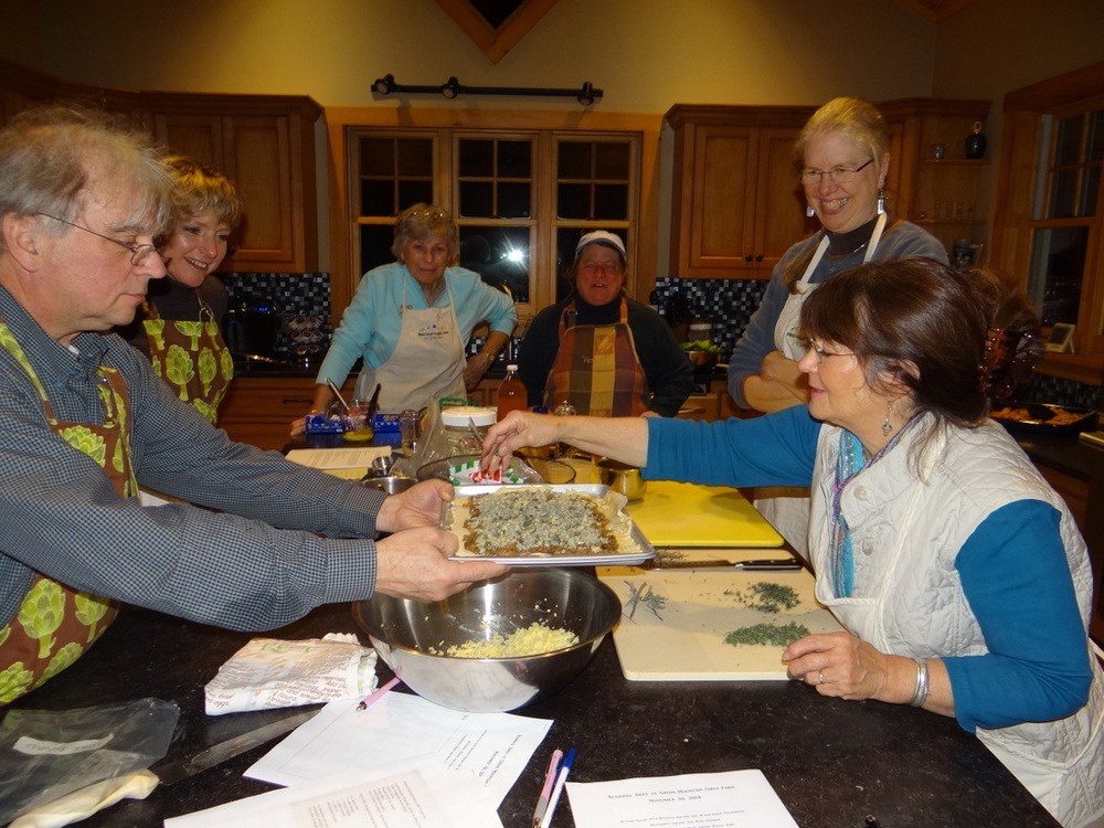 cooking class at farmhouse inn.JPG
