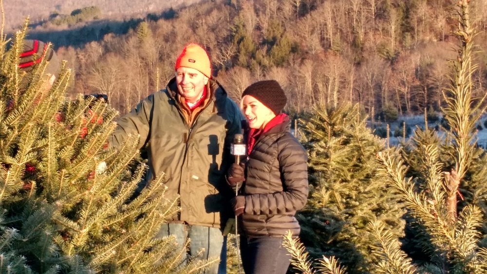 Tree cutting from 9 a.m.-4 p.m.  at  LH Stowell & Son Christmas Tree  s , 1591 Twin Pond Road, Brookfield, VT. All ages.