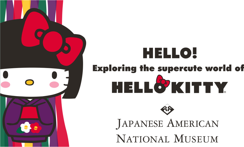 I'll be participating in the Hello Kitty 40th Anniversary exhibition which opens October 10th at  The Japanese American National Museum .