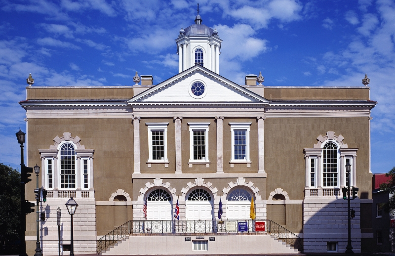 Old Exchange Building c.1771