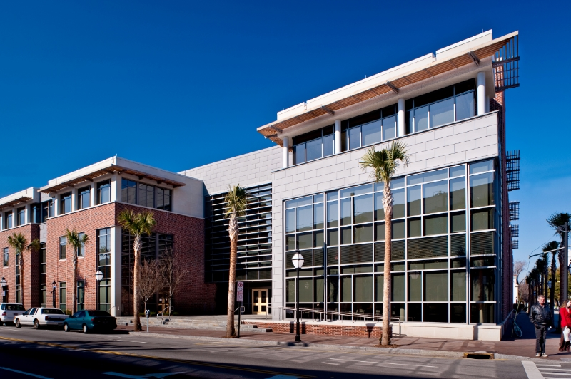 College of Charleston Science Center