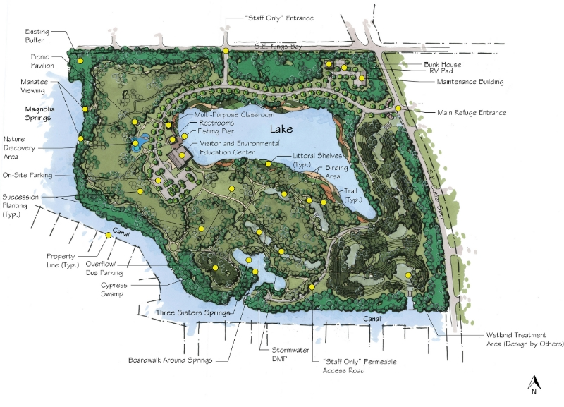 Three Sisters Springs Master Plan