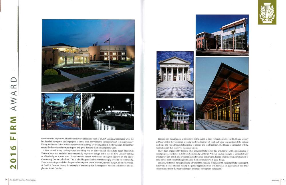 Blog Liollio Architecture