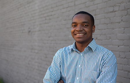 During his time at Clemson, Rayshad Dorsey interned for Radium Architecture, Paragon Construction and Liollio Architecture.