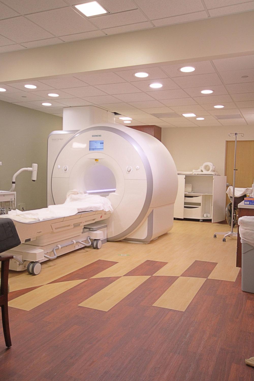 MUSC 3T MRI Renovation