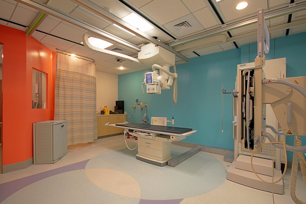 MUSC Radiology Renovations