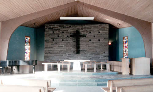 Chapel Seats 200-210