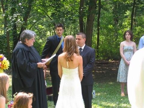 Summer Wedding at the Pavilion -