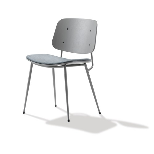 SØBORG DINING CHAIR, STEEL FRAME — West | Out East