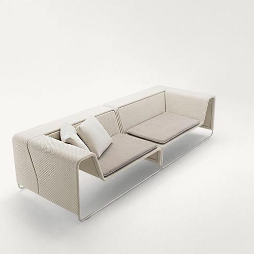 Außergewöhnlich Island Modular Sofa (outdoor)