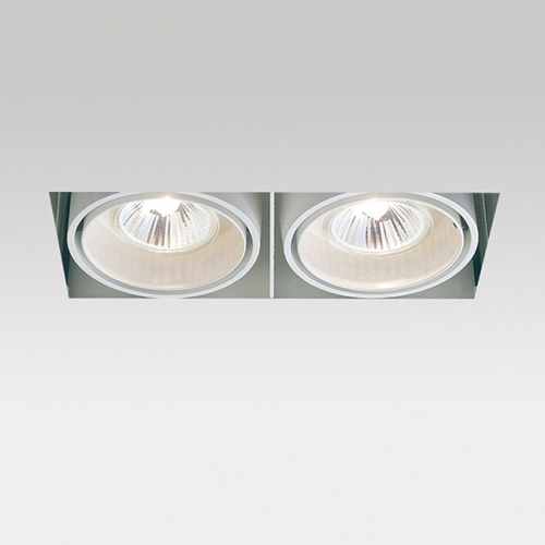 minigrid in trimless reo recessed ceiling light west out east