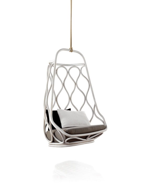 "C360 Hanging Swing Chair, Dimensions 37.5""x 30""x 51.5"", Weight 42 lb"