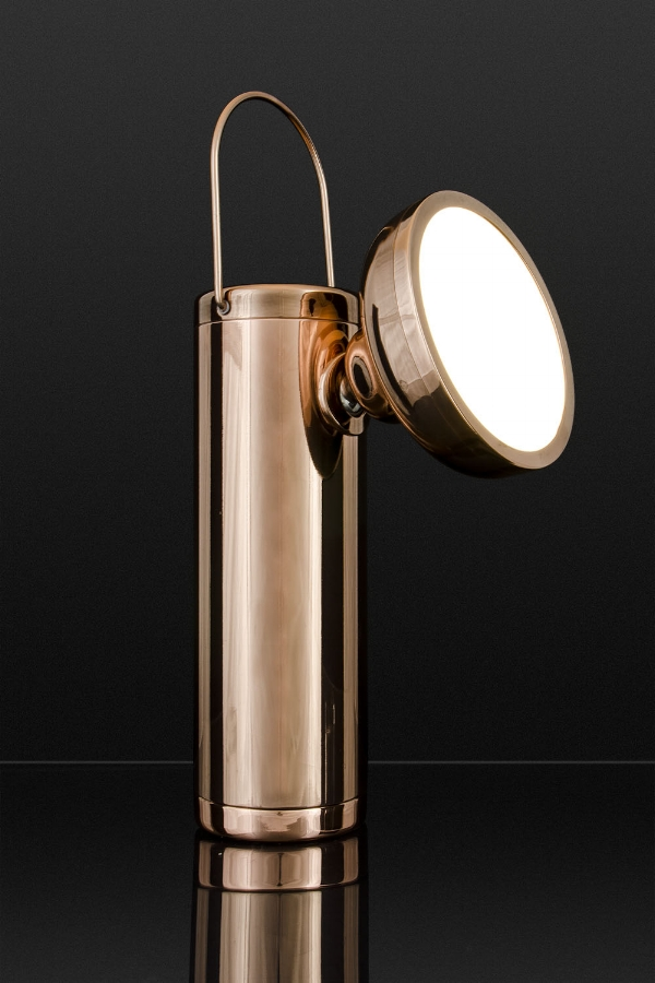 Premium Edition MLamp in Polished Chrome