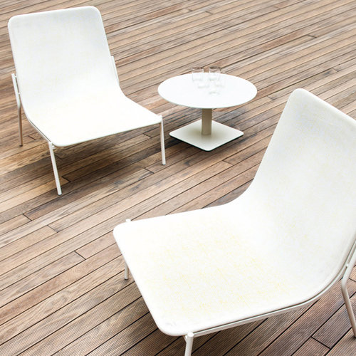 Baia Lounge Chair High Outdoor West Out East