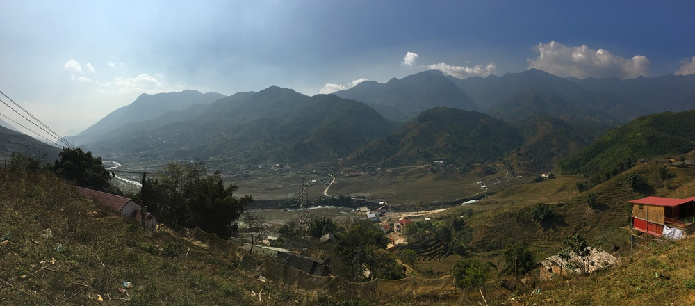 This pano doesn't do the real thing justice