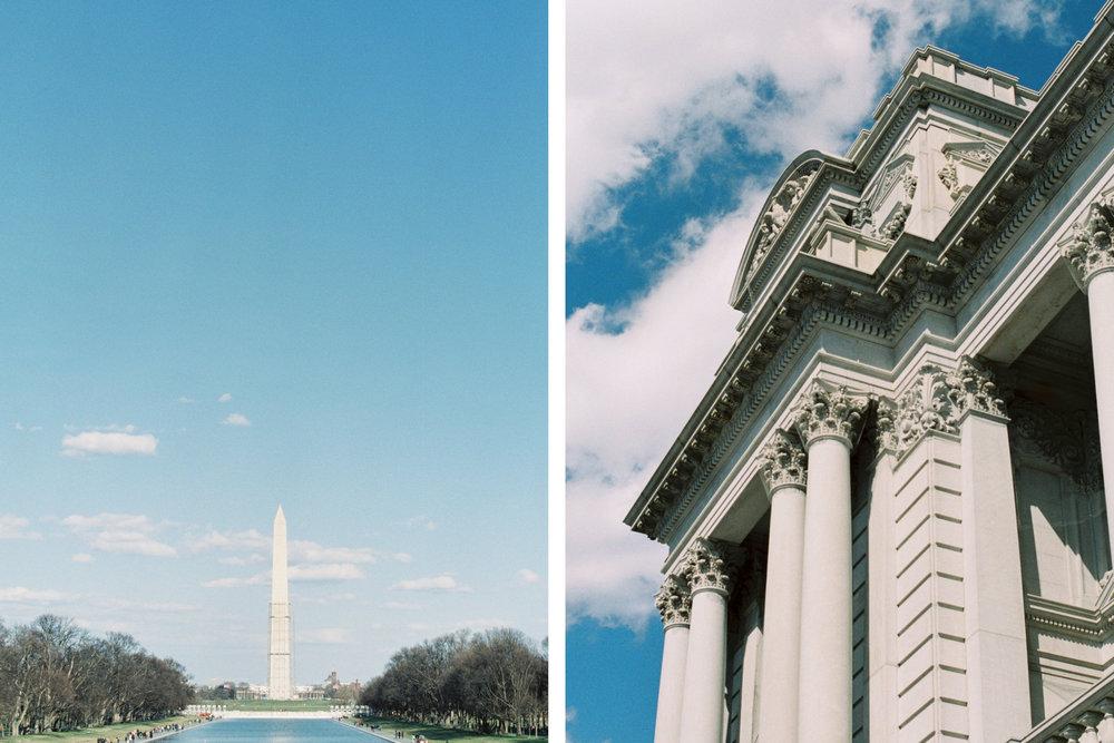 Lincoln Memorial, Washington DC, Spring 2014