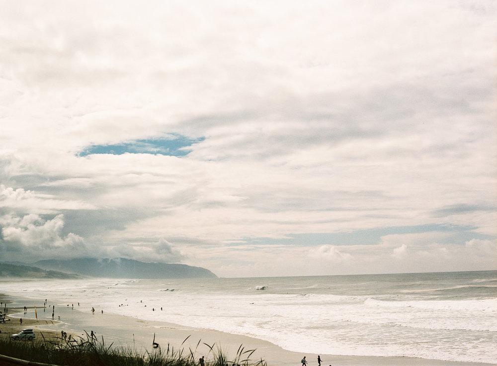 Cape Kiwanda, Oregon Coast