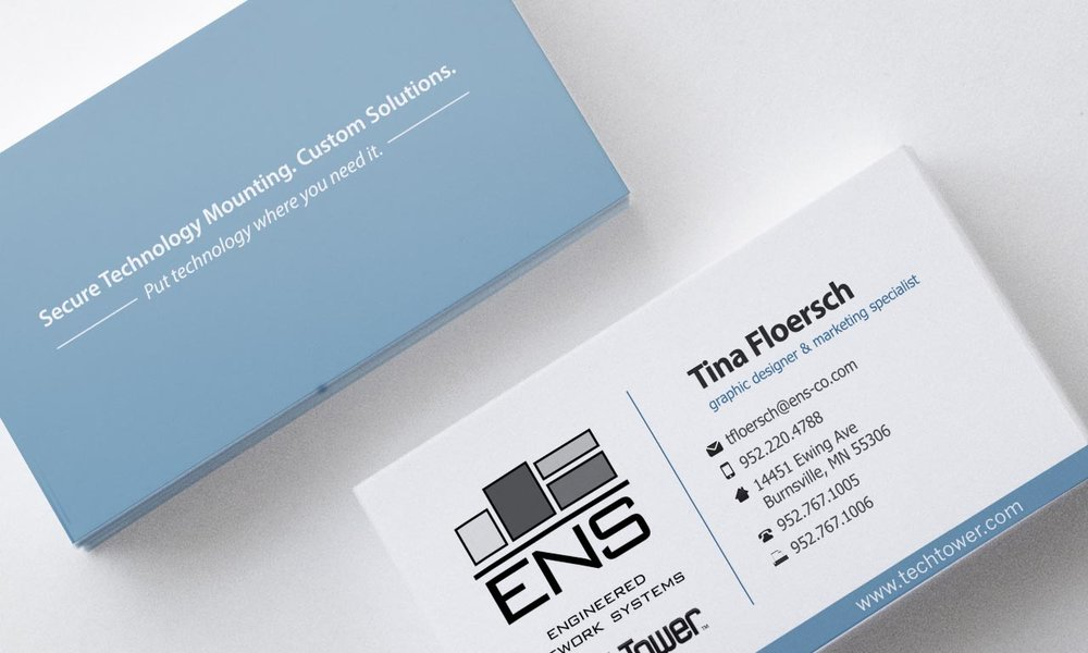 Previous Business Card Design - 2015