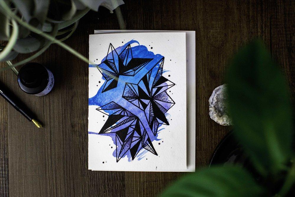 11 - Sapphire Star