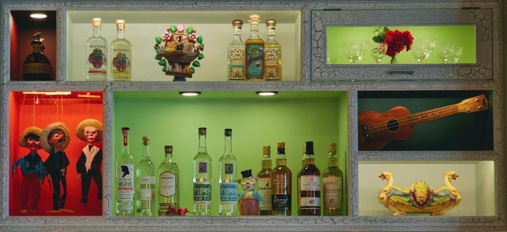 Cocktails & Wine