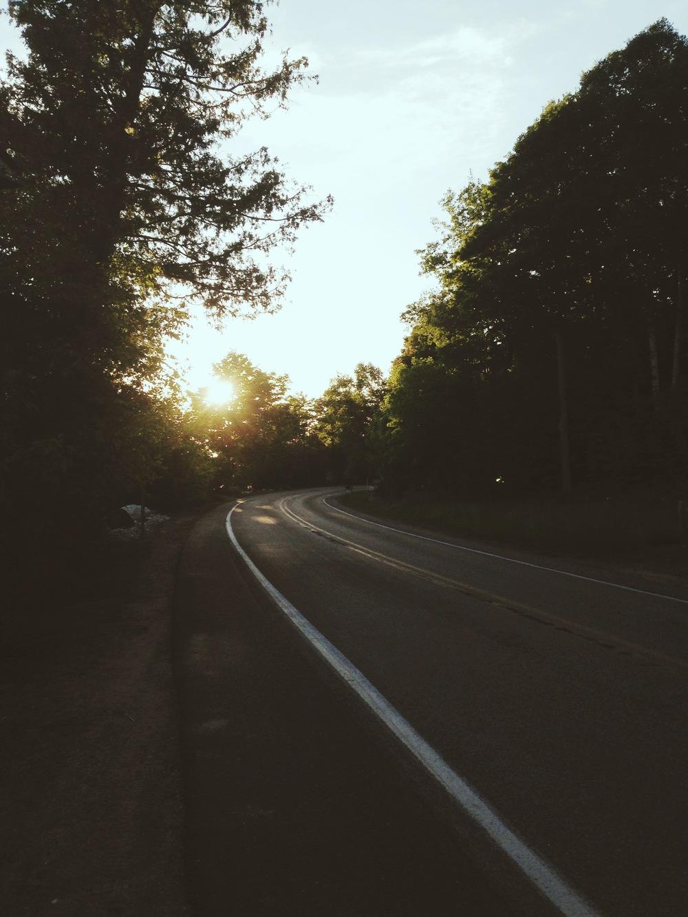 Northern Michigan Road.JPG