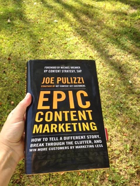 Epic Content Marketing by Joe Pulizzi