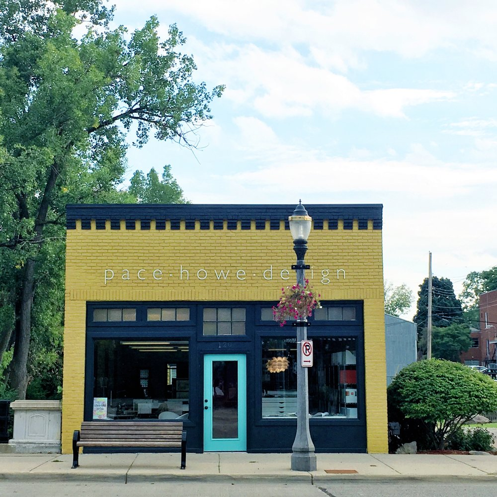 A perfectly designed office space in Old Town, Lansing. Daydreaming about where Rough Draft Solutions could be one day.