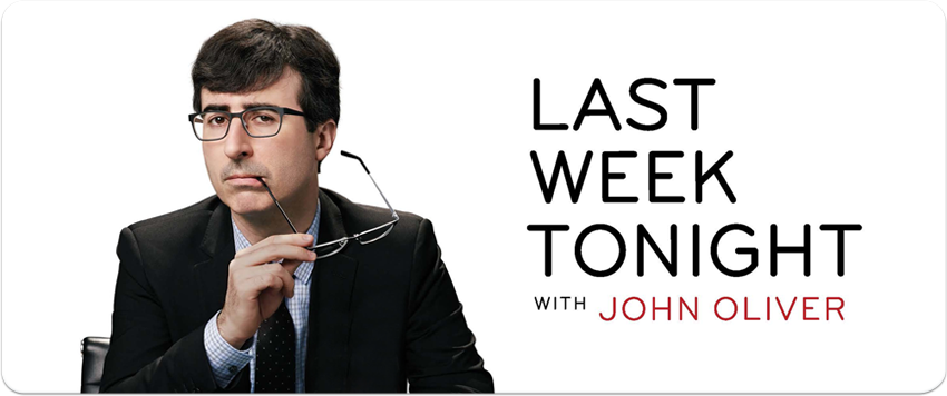 Image result for last week with john oliver