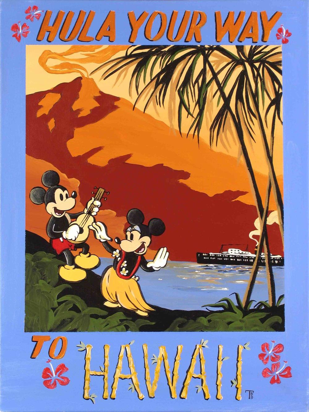 For Disney Fine Art