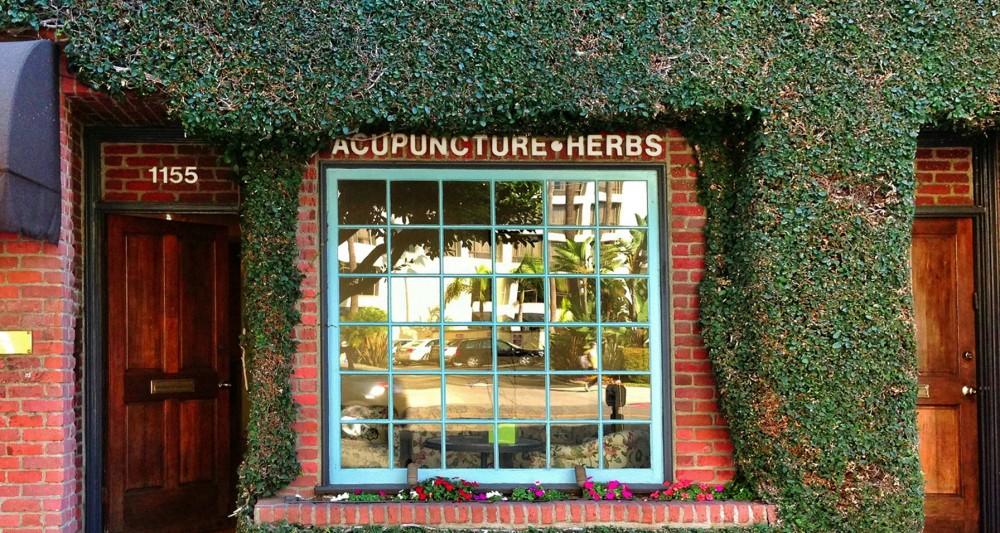 Front Door -Robert Youngs Acupuncture